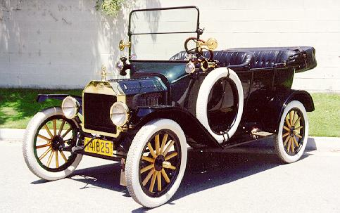 ford model t auto glass
