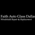 Don't wait, choose Faith Auto Glass